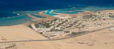 Resorts of Egypt Stock Photos