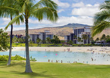 Resorts in koolina, hawaii Stock Images
