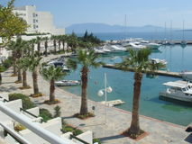 Resorts Kusadasi Royalty Free Stock Photography