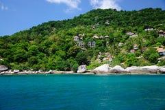 Resorts and sea Stock Photo