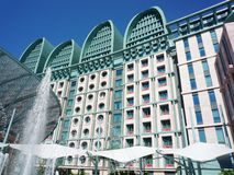 Resorts World Sentosa at The Universal Studio Royalty Free Stock Images