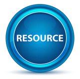 Resource Eyeball Blue Round Button. Resource Isolated on Eyeball Blue Round Button royalty free illustration