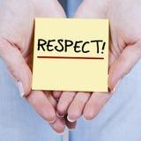 respect Arkivbilder