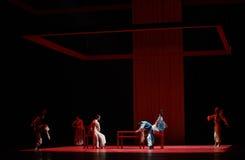 """Respectievelijk-dansdrama""""mei Lanfang† Royalty-vrije Stock Foto's"""