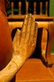 Respeito da escultura Fotografia de Stock Royalty Free