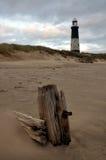 Respinga la costa orientale capa Inghilterra del Yorkshire fotografia stock libera da diritti