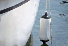Respingente della barca fotografie stock libere da diritti