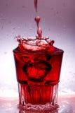 Respingo da água Fotografia de Stock Royalty Free