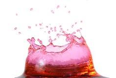 Respingo da água fresca Imagem de Stock Royalty Free