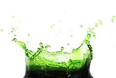 Respingo da água fresca Fotos de Stock
