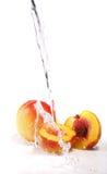 Respingo da fruta fotos de stock