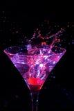 Respingo de Martini Foto de Stock