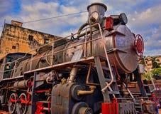 Respiración locomotora cubana Fotos de archivo libres de regalías