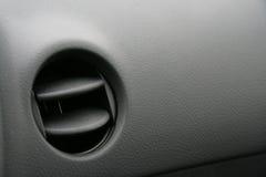 Respiradero del coche Fotos de archivo