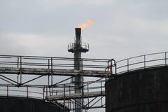 Respiradero industrial de la fábrica Fotografía de archivo