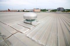 Respiradouros do telhado Fotos de Stock Royalty Free