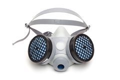 Respirator Royalty Free Stock Images