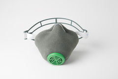 Respirator Royalty Free Stock Image