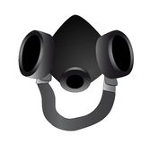 respirator Zdjęcie Royalty Free