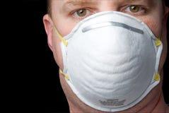 Respirator Arkivfoto