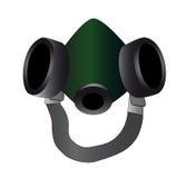 Respiratore verde Immagini Stock