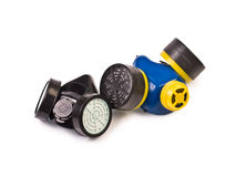Respirators Stock Image