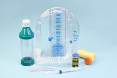 Respiratory Care Stock Photography