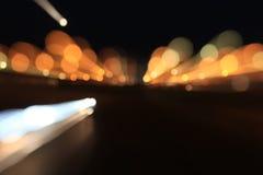Resplandor de la luz Imagen de archivo