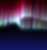 Resplandor polar Imagenes de archivo