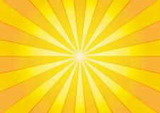Resplandor solar Fotografía de archivo libre de regalías