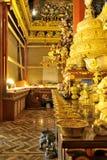 Resplendent i wspaniały w świątyni Obrazy Royalty Free