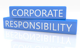 Responsabilità corporativa Fotografie Stock Libere da Diritti