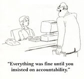 Responsable libre illustration