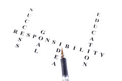 Responsibility Concept Stock Photo
