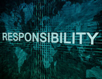 Responsibility Royalty Free Stock Photos
