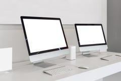 Responsive devices Stock Photos