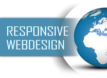 Responsive Webdesign Royalty Free Stock Photo