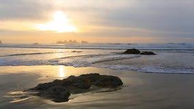 Ressac sur la Côte Pacifique clips vidéos