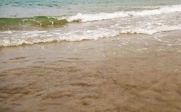 Ressac sur la mer de sud de la Chine Photographie stock libre de droits