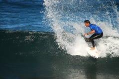 A ressaca Bels clássicas da onda do rasgo encalha 2007 Fotografia de Stock