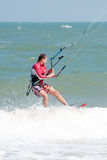 Ressaca do papagaio ou placa do papagaio, esporte de água Imagens de Stock Royalty Free