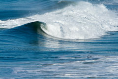 Ressaca e ondas do oceano Imagens de Stock Royalty Free