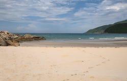 Ressaca no mar do Sul da China Imagem de Stock Royalty Free
