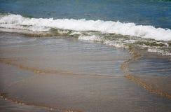 Ressaca no mar do Sul da China Imagens de Stock