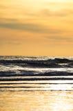 Ressaca no nascer do sol 2 Imagens de Stock Royalty Free