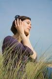 Ressentez la musique photographie stock libre de droits