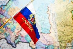 resseta rzeka Russia Obraz Royalty Free