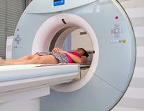 Ressonância magnética Imagem de Stock