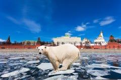 Ressort à Moscou. photos stock