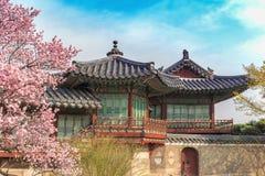 Ressort à Séoul Corée du Sud image libre de droits